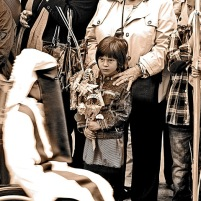 TERCER PREMIO. Cofrade Entrada de Jesús en Jerusalén de Pedro J. Medrano
